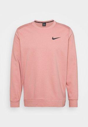 CREW - Sweatshirt - rust pink