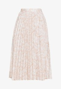 Glamorous - PRINTED MIDI SKIRT - A-Linien-Rock - nude - 3
