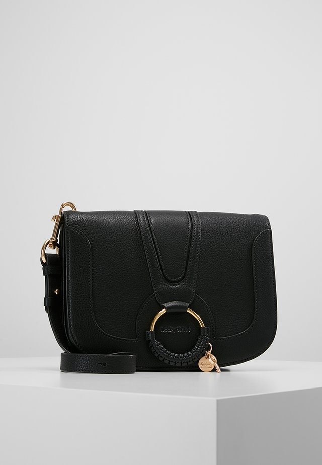 HANA MEDIUM - Sac bandoulière - black