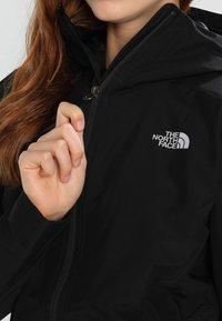 The North Face - WOMENS HIKESTELLER JACKET - Hardshell jacket - black - 4