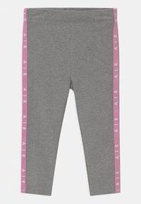 Nike Sportswear - AIR SET - Top - carbon heather - 2