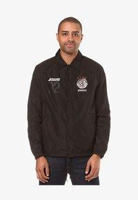 Element - Training jacket - black - 0