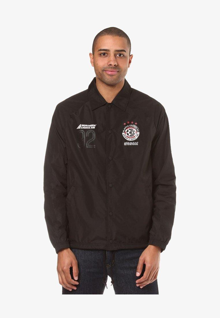 Element - Training jacket - black