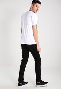 Blend - Jeansy Slim Fit - black - 2