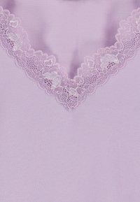 Fresh Made - LONG SLEEVE - Long sleeved top - light purple - 2