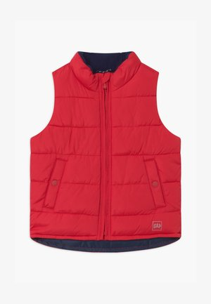 TODDLER BOY WARMEST - Weste - pure red
