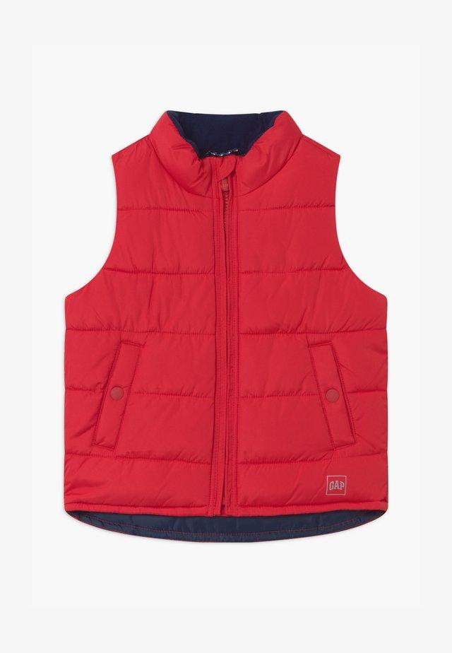 TODDLER BOY WARMEST - Vesta - pure red