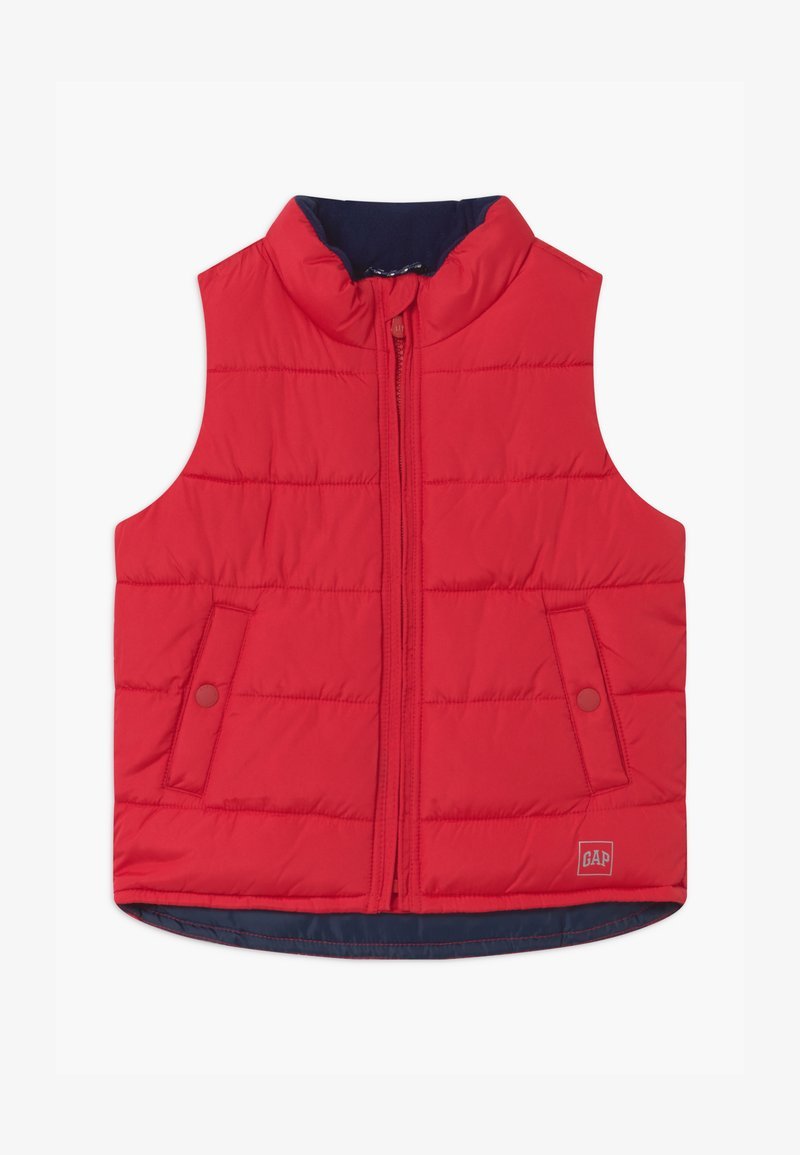 GAP - TODDLER BOY WARMEST - Bodywarmer - pure red