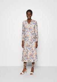 Rich & Royal - MIDI DRESS PRINTED - Day dress - multi coloured - 0