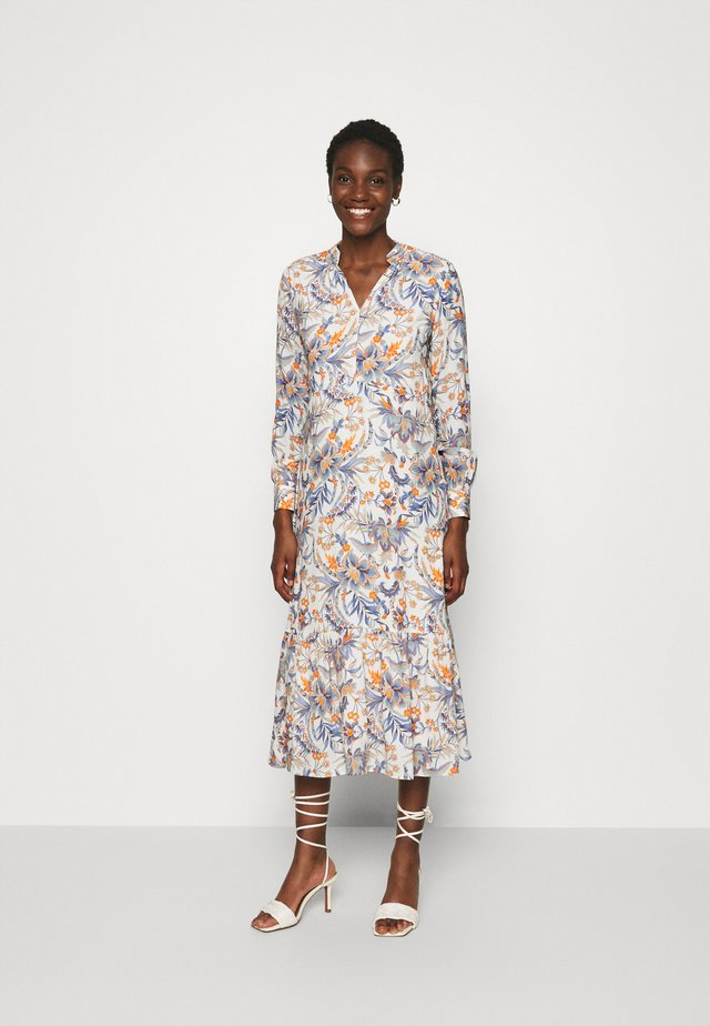 MIDI DRESS PRINTED - Day dress - multi coloured