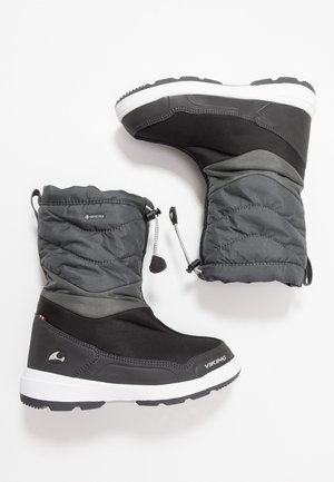 HALDEN GTX - Zimní obuv - black/charcoal