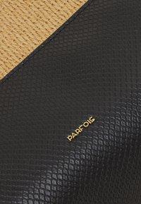 PARFOIS - SHOPPER BAG AKUA SET - Handbag - black - 4