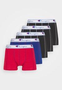 Champion - 5 PACK - Underkläder - white/blue/red - 5