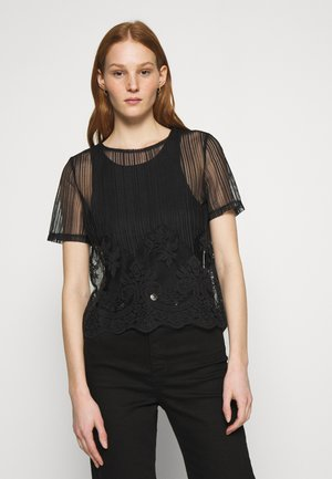 PCRIANA - Blouse - black