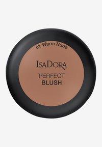 IsaDora - PERFECT BLUSH - Blusher - warm nude - 1