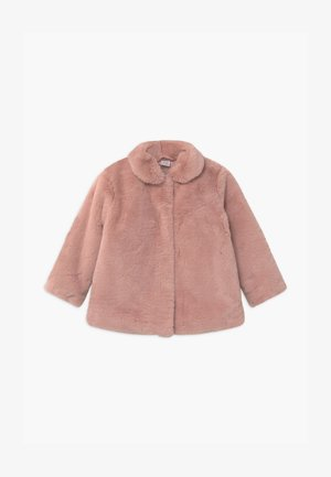 MINI DONNA - Winterjas - dusty pink
