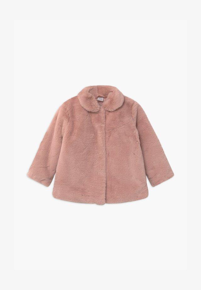 MINI DONNA - Winterjas - dusty pink