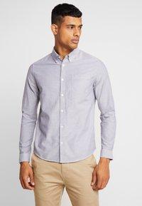 Burton Menswear London - OXFORD - Overhemd - grey - 0