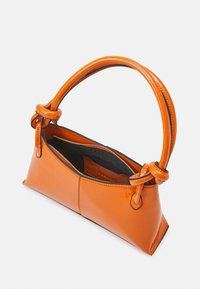 Topshop - 90S  KNOT SHOULDER - Bolso de mano - orange - 2