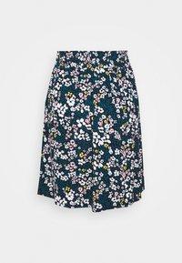 s.Oliver - A-line skirt - marine - 1