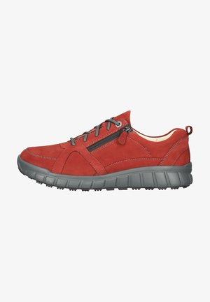 Sneakers laag - chianti