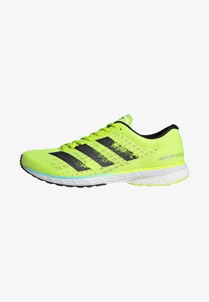 """ADIZERO ADIOS 5"" - Stabilty running shoes - gelb"