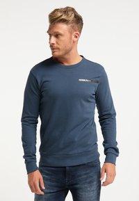 Petrol Industries - Sweatshirt - petrol blue - 0