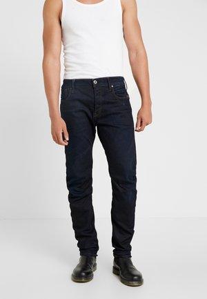 ARC 3D SLIM - Jeans slim fit - visor denim  dark aged