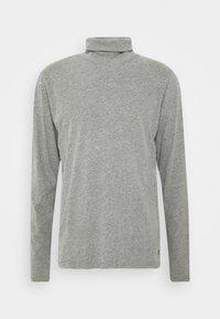 Sweatshirt - light slate