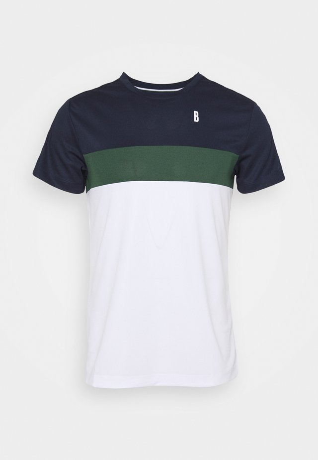 TOMLIN TEE - T-shirt con stampa - sycamore