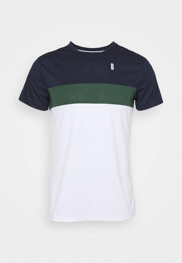 TOMLIN TEE - T-shirt print - sycamore