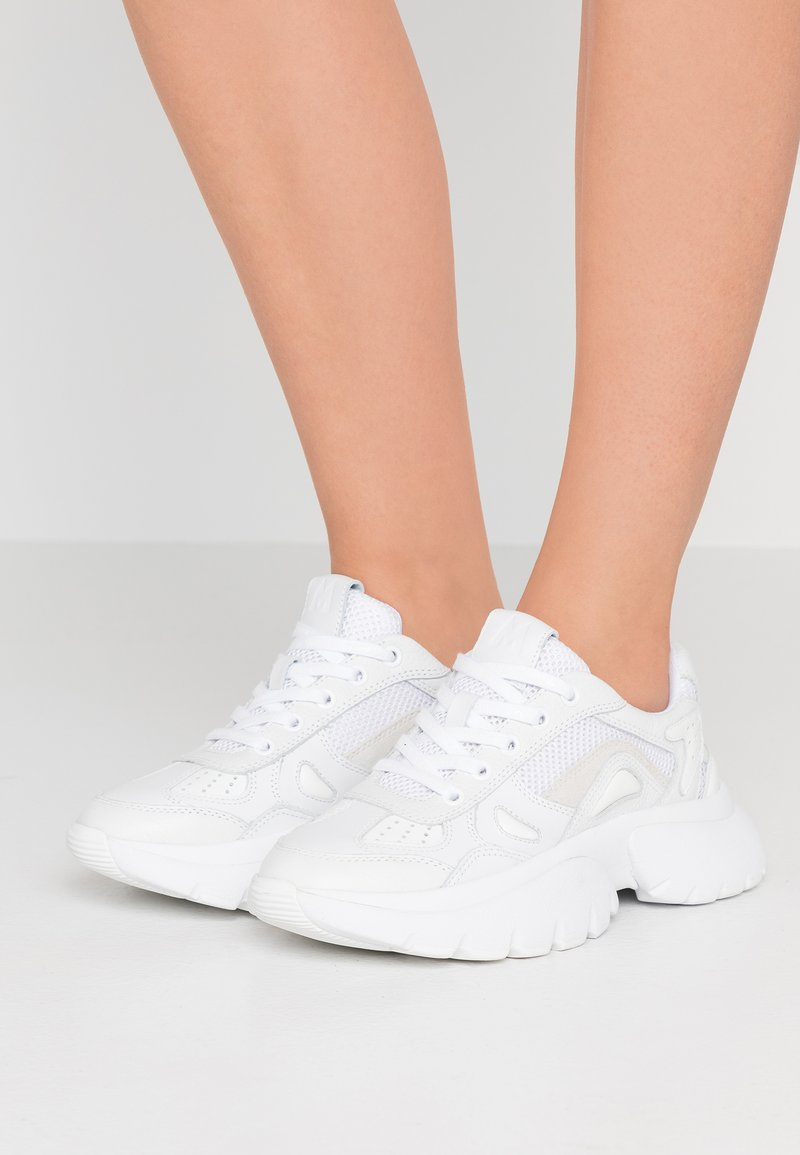 maje - Sneakers - blanc