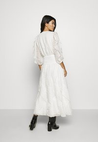Stevie May - SANCTUARY MIDI DRESS - Day dress - white - 3