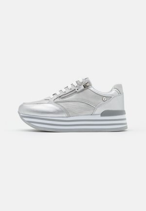 MARGO - Sneakers laag - silver