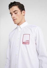 Love Moschino - Shirt - optical white - 4