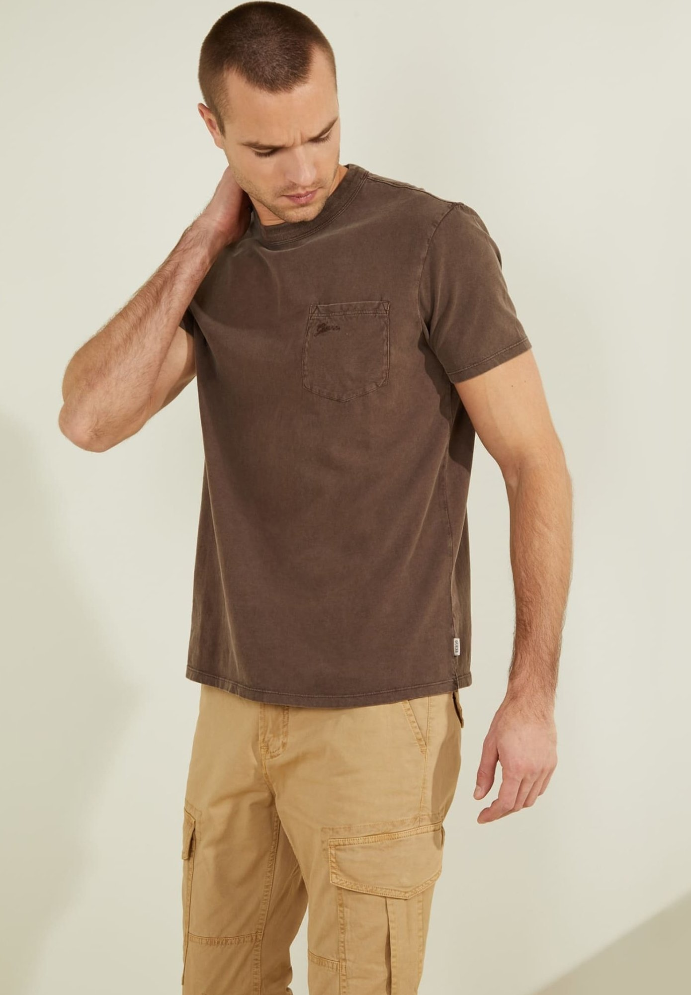 Homme BORSTZAK - T-shirt basique