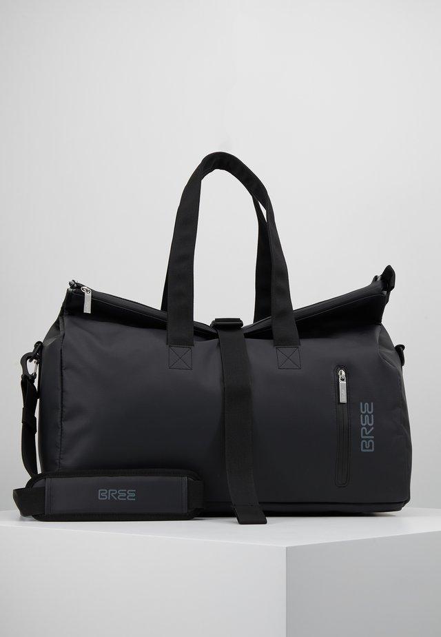 PUNCH - Weekend bag - black