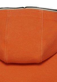 camel active - SCUBA - Zip-up hoodie - orange - 8