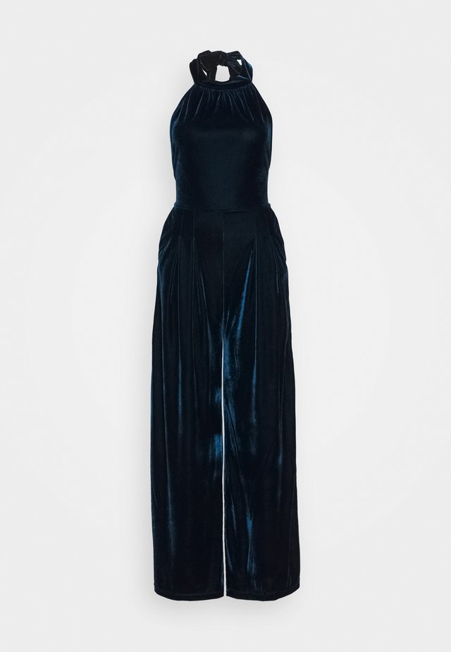EMMA EXCLUSIVE - Jumpsuit - dark blue