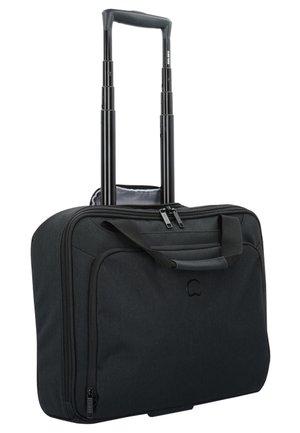 ESPLANADE 2-ROLLEN BUSINESS LAPTOPFACH - Luggage - deep black