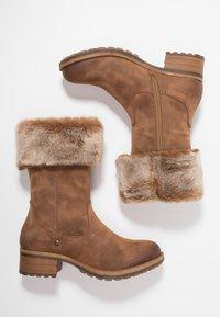 Rieker - Winter boots - brown - 3