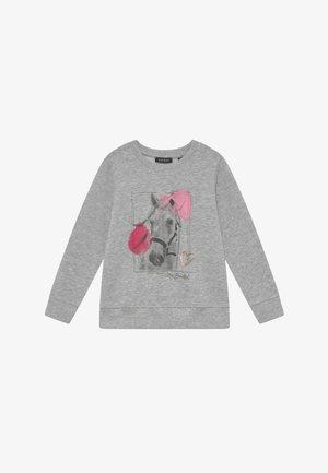 KIDS GREY HORSE  - Sweatshirt - nebel