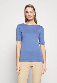 Lauren Ralph Lauren - Print T-shirt - stormy sky - 0