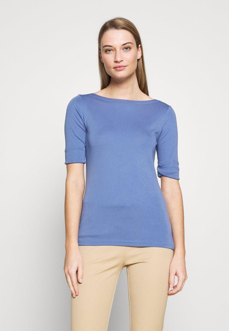 Lauren Ralph Lauren - Print T-shirt - stormy sky