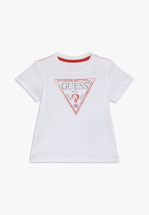 CORE BABY - Camiseta estampada - true white