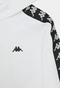 Kappa - HARRO UNISEX - Hoodie - bright white - 2