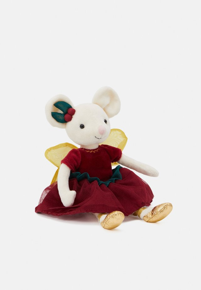 SUGAR FAIRY MOUSE - Pehmolelu - red