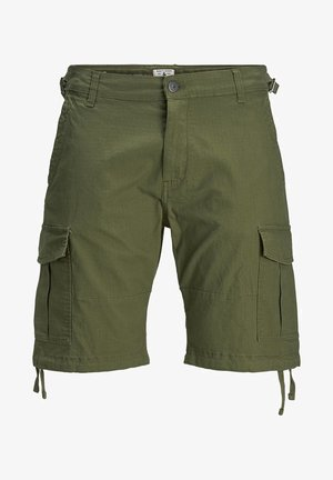 ALFA AKM - Shorts - olive night