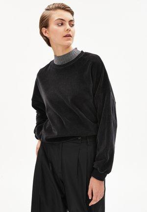 ANDAA - Sweatshirt - black
