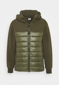 C.P. Company - OUTERWEAR MEDIUM JACKET - Lehká bunda - ivy green - 5